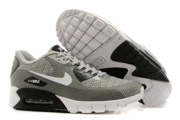 venta de zapatillas Nike air max 90 grey y blanco