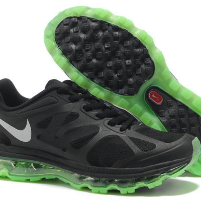 rinconfashion venta zapatillas nike air max 2012 black green